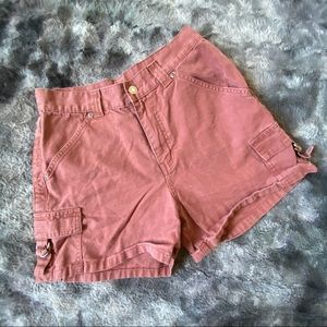 Riveted by Lee 90's Vintage Cargo Mom Shorts